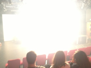 Pyrotechnics Workshop at Create Theatre, Mansfield